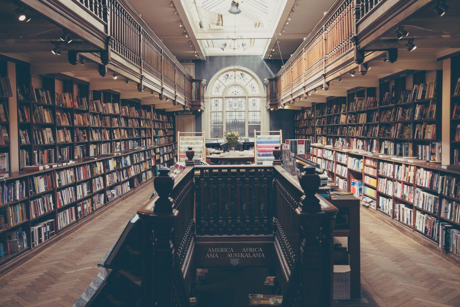 Biblioteka to starożytny sposób zarządzania danymi, informacjami i wiedzą.